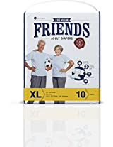 Friends Adult Diaper (Premium) - Extra Large (10 Count)