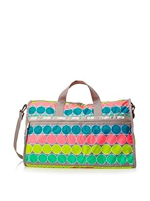 LeSportsac Women's Large Weekender Duffle Bag, Electro