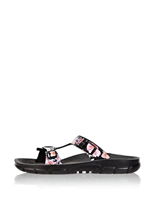 Alpro by Birkenstock Schuh P 100 Alpro Bf (Flowers Black)