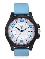 RICO SORDI Mens Black Leather Watch (RSMW_L15)