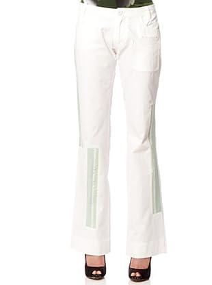 Custo Pantalón (Blanco)