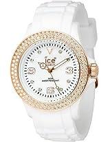 Ice Watch Ice Sili Stone White Unisex Watch Stweus09