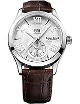 Louis Erard Analog Silver Dial Men Watch - 82205AA21.BDC02