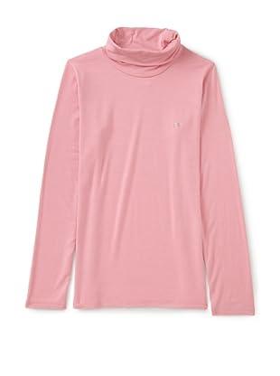 Sonia Rykiel Girl's Stretch Turtleneck (Pink)
