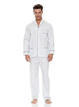 Plajol Pijama Caballero Satén (Gris)