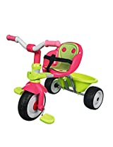 Smoby Baby Driver V Confort + Canopy, Multi Color