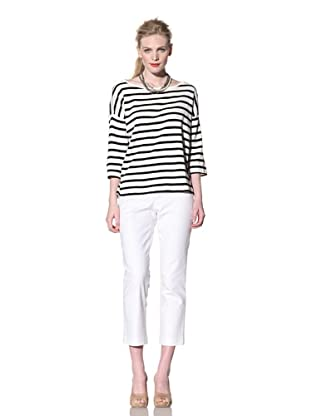 French Connection Women's Scott Stripe Top