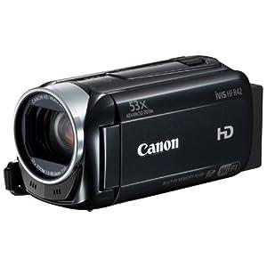 Canon デジタルビデオカメラ iVIS HF R42 光学32倍ズーム IVISHFR42