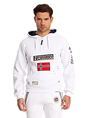 Geographical Norway Sudadera con Capucha Geographic