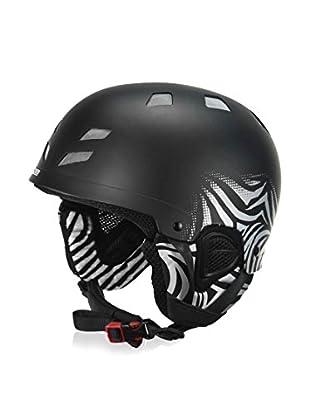 Salice Casco de Esquí Ollie Negro