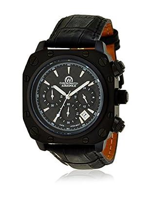 Chronowatch Uhr mit japanischem Uhrwerk Airzone Ii HW5181C1BC1  43 mm