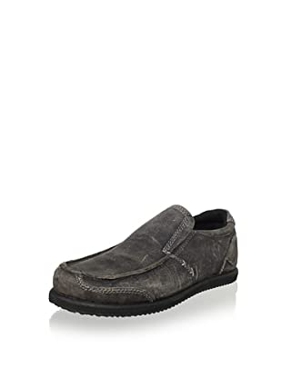 Bed|Stü Men's Sly Slip-On Shoe (Black)