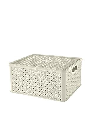 Tontarelli Caja Contenedor x 4 Arianna Grande 13L Nata