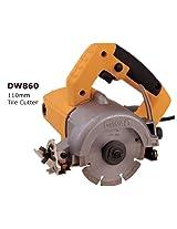 Dewalt DW862 4-Inch Heavy duty Wet Tile cCtter