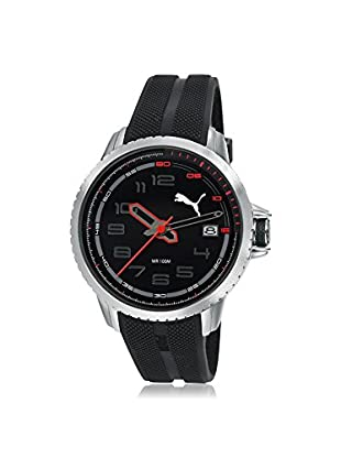 Puma Men's PU103281004 Black Stainless Steel Watch