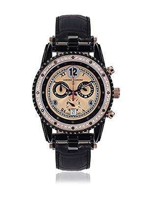 Chrono Diamond Reloj con movimiento cuarzo suizo Man 11300r Adone 45 mm