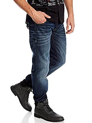 Desigual Jeans Doble Dos Rep