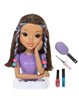 Moxie Girlz Magic Hair Bendy Braids Torso - Sophina