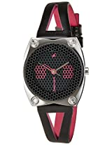 Fastrack Hip Hop Analog Black Dial Women's Watch - NE6026SL02