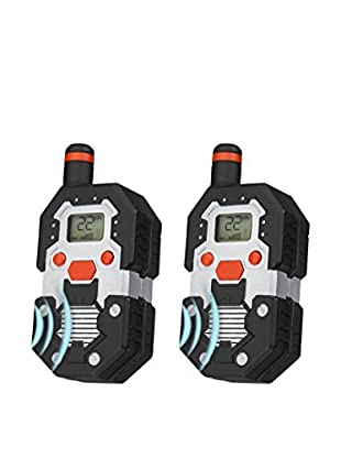 SpyX Long-Range Walkie Talkies
