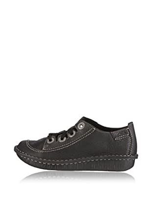 Clarks Zapatos Funny Story (Negro)