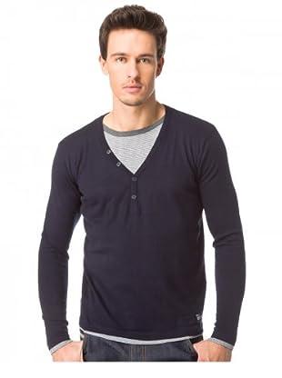 JACK & JONES Camiseta (Negro)