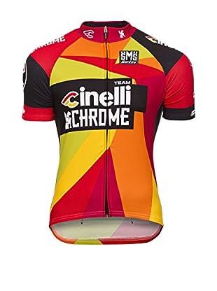 Santini Fahrradshirt Team Cinelli