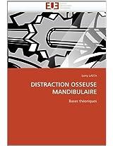 Distraction Osseuse Mandibulaire
