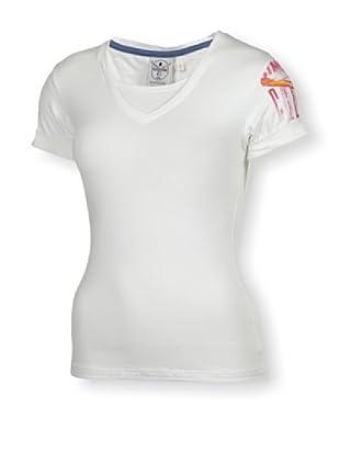 Chiemsee Camiseta Dietlinde (Blanco)