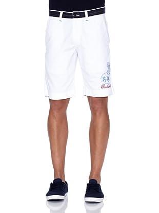 La Martina Bermuda Bento (Blanco)