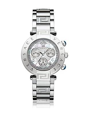 Versace Uhr mit schweizer Quarzuhrwerk Reve Q5C99D498S099 silberfarben 40.00 mm