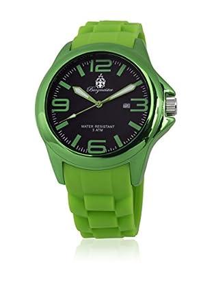 Burgmeister Quarzuhr 45 mm grün (grün)