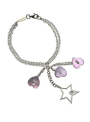 Nomination Armband Baby lila