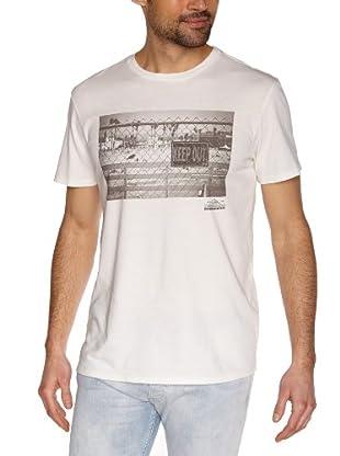 Lee Camiseta Russell (Blanco)