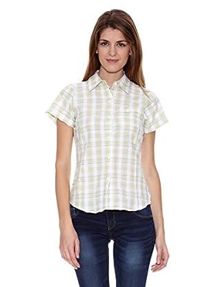 Regatta Camisa Manga Corta Jenna (Beige)