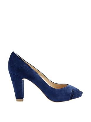 Paco Herrero Zapatos Peep Toe