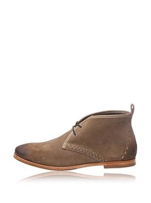 Clarks Leder Desert Boot Filton Stroll (Taupe)