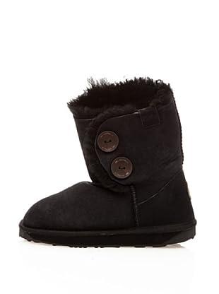 Emu Valery Lo W10541 - Botas para mujer (Negro)