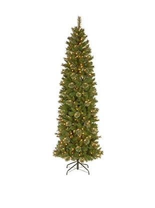National Tree Company 7.5' Tacoma Pine Pencil Slim Tree