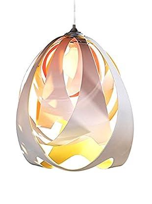 SLAMP Lámpara De Suspensión Goccia Blanco/Amarillo/Rojo
