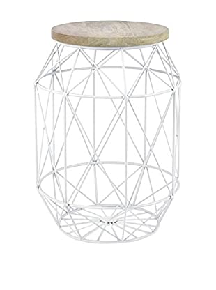 HF LIVING Mesa Auxiliar Dome
