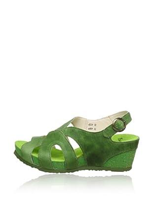 Think Keil-Sandalette Zilli (Grün)