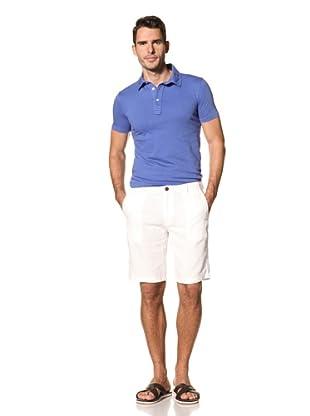 nüco Men's Panama Shorts (White)