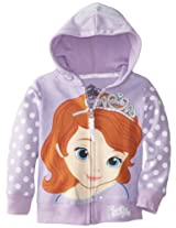 Disney Girls' Sofia the First Hoodie