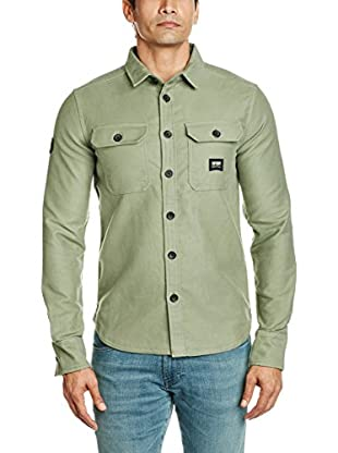 Superdry Camicia Uomo Ultimate Moleskin