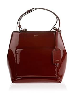 DKNY Schultertasche R361170304 PATENT LE