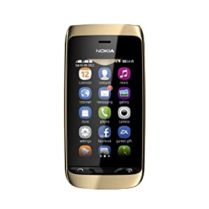 Nokia Asha 308 (Golden Light)