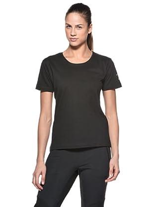 Salewa Camiseta  Promo CO (Negro)