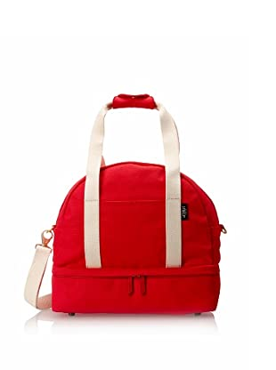 Kate Spade Saturday Women's The Small Weekender Bag, Red