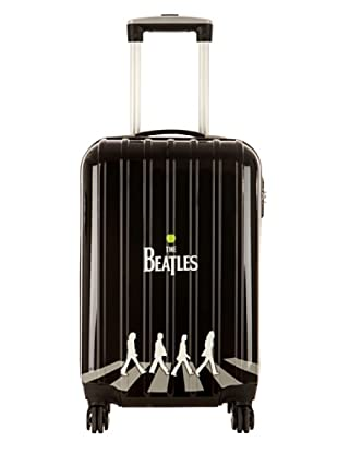 Les Beatles by Platinium Trolley 4 Ruedas Abbey Road (Negro)